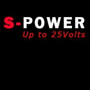 S-Power AVAILABLE IN 24 OR 72 HOURS