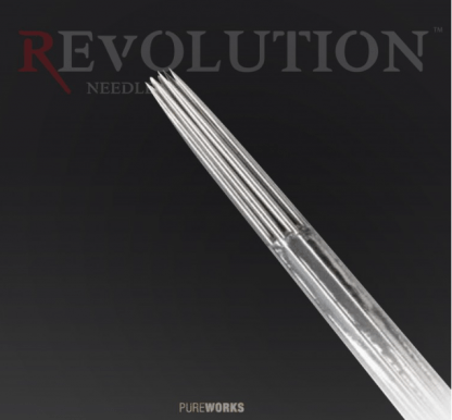 Revolution Straight Linea Medium Taper