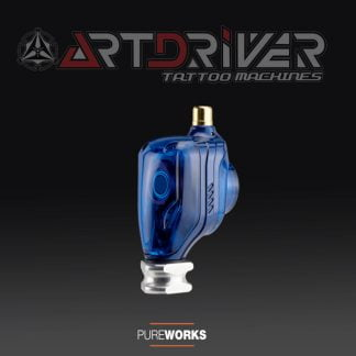 Driver Ziii Oriental Art Blue Clear