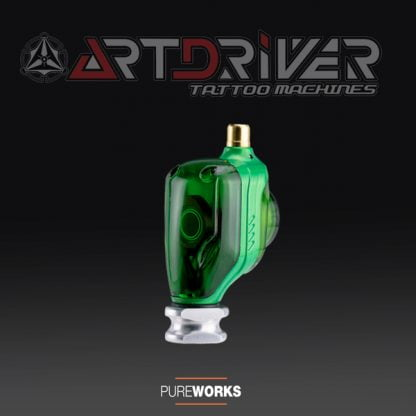 Art Driver Z3 Green Poison Clear