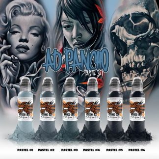 AD Pancho Wold Famous Ink