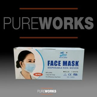 3-layer surgical masks