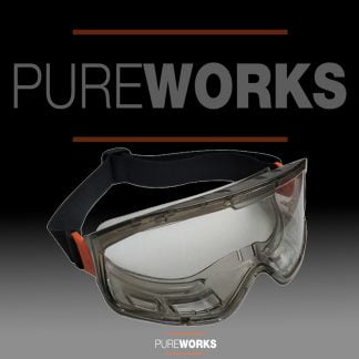 Eye protection glasses with high quality glass