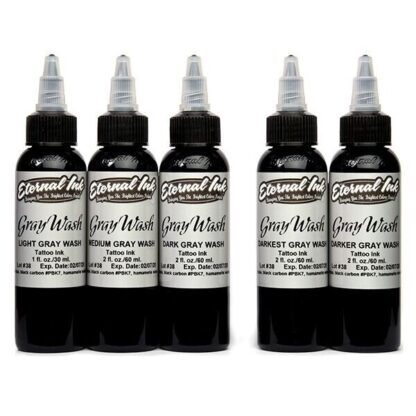 Eternal Ink Set Gray Whash 1oz